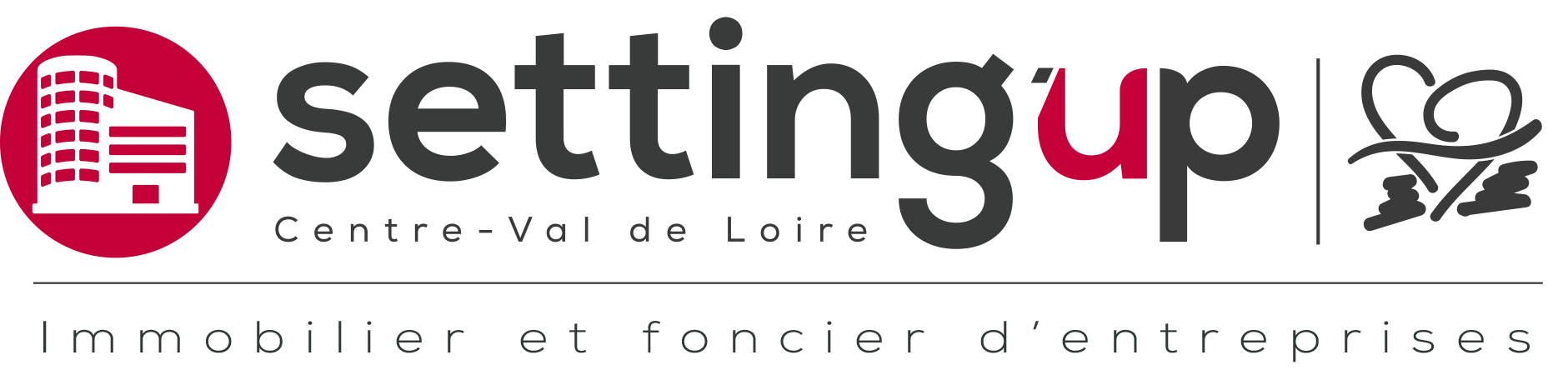 Setting Up logo